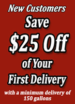 Discount Coupon for Heating Oil South Jersey - Four Winds Fuel Tabernacle NJ South Jersey